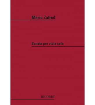 Sonata Per Viola Sola