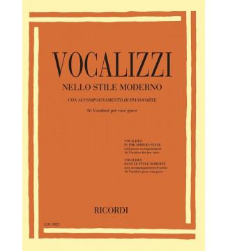 Vocalizzi nello stile moderno