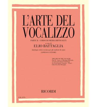 L'Arte del Vocalizzo...