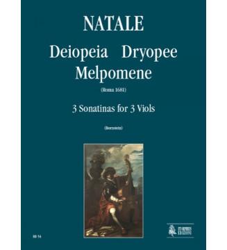 Deiopeia Dryopee Melpomene