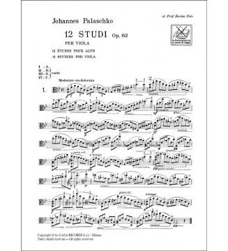 12 Studi Op. 62
