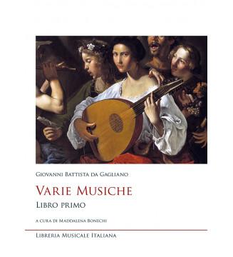 Varie Musiche. Libro primo