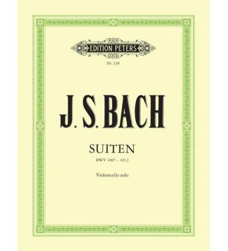 Suiten BWV 1007-1012