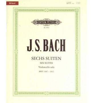 Suiten BWV 1007-1012 -...