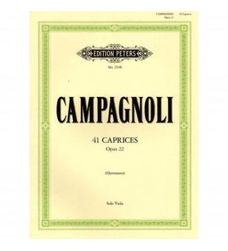 41 capricci op.22