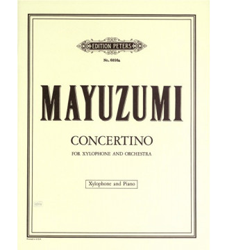 Concertino for Xylophone...