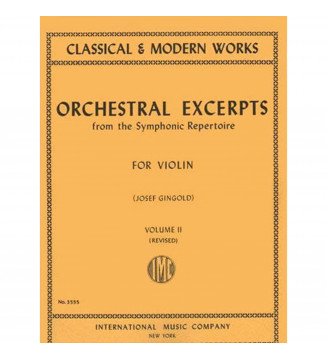 Orchestral Excerpts vol. 2