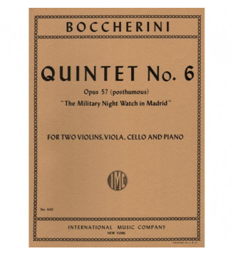 Quintet n 6 op 57
