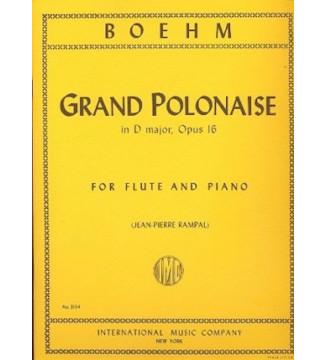 Grande Polacca Op. 16 (Rampal)