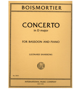 Concerto in D major for...
