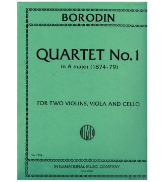 Quartet n 1 in A major 2...