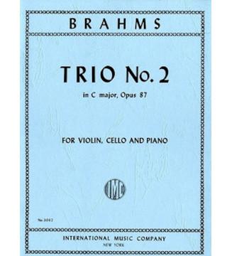Trio N. 2 In Do Op. 87