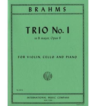 Trio No.1 Op. 8