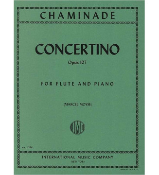 Concertino op 107