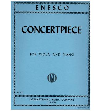 Concertpiece for viola and...