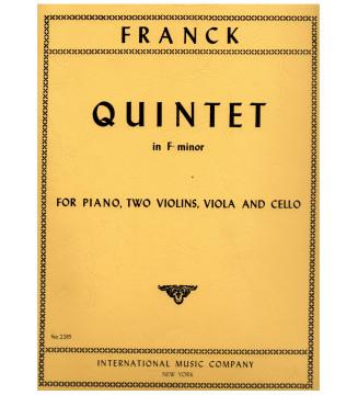 Quintetto con pianoforte in...
