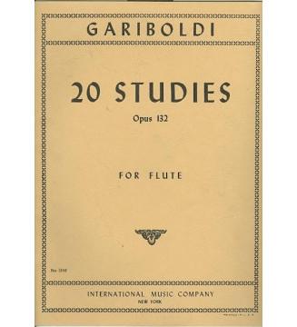 20 Piccoli Studi Op.132