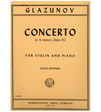 Concerto in A minorop 82