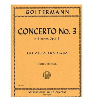 Concerto n 3 op 51