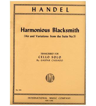 Harmonious Blacksmith for...