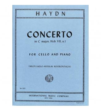 Concerto Do (Hob Viib/1)...