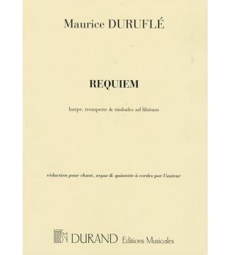 Requiem  Reduction Pour...