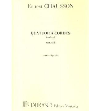 Quatuor Op 35 Parties