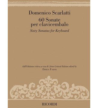 60 Sonate per clavicembalo