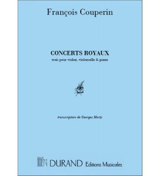 Concerts Royaux Trio