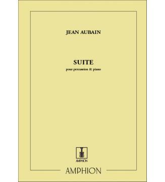 Suite Percussion & Piano