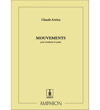 Mouvements, Pour Trombone...