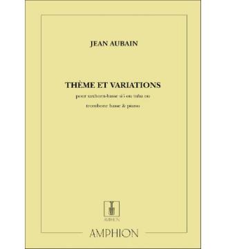 Theme & Variations Tuba