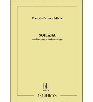 Bernard  Sopiana Flute/Piano