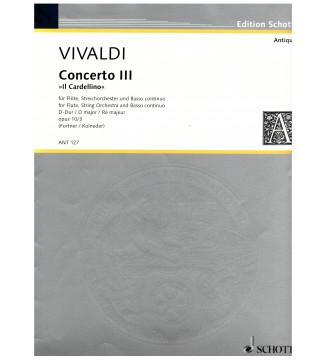 Concerto 3 RV428