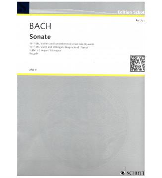 Sonate for flote,violine...