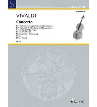 Concerto RV531 per 2...