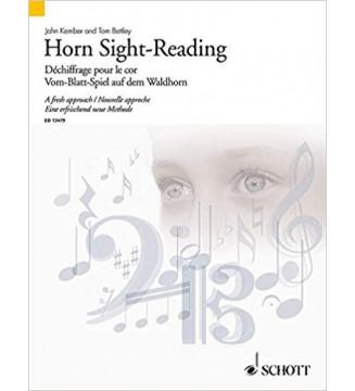 Horn sight reading