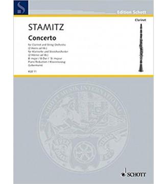 Concerto for clarinet Bb major