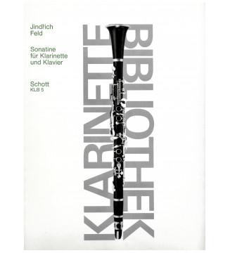 Sonatine fur klarinette und...