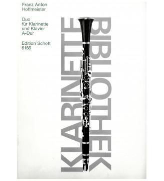Duo fur klarinette und Klavier