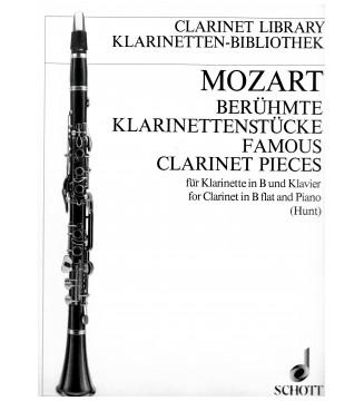 Beruhmte klarinettenstucke