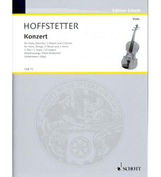 Violakonzert in C Dur