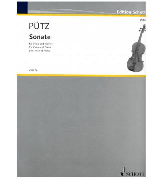 Sonate - Viola e Piano