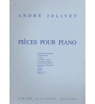 Pieces Pour Piano