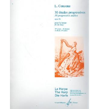 30 Etudes Progressives Opus...