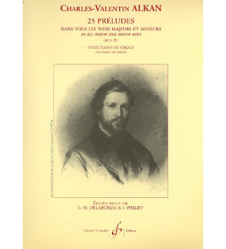 25 Preludes Dans Tous Les...