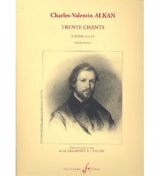 30 Chants Volume 3 Opus 65