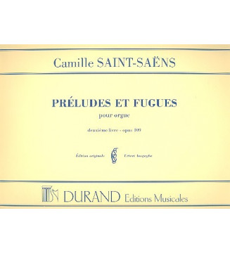 Saëns, Camille  Prelude Et...