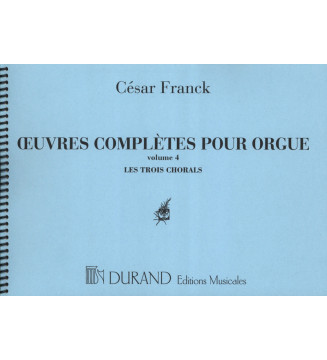 Oeuvres D'Orgue V4 (3...