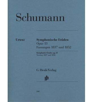 Symphonic Etudes op. 13
